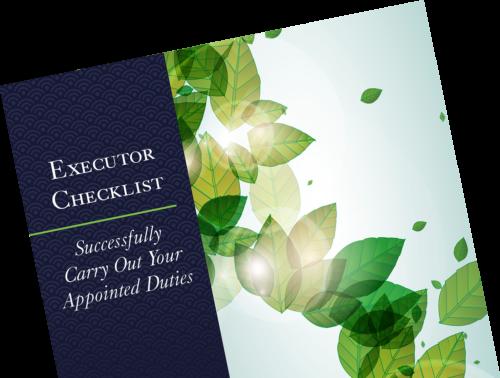 Executor Checklist