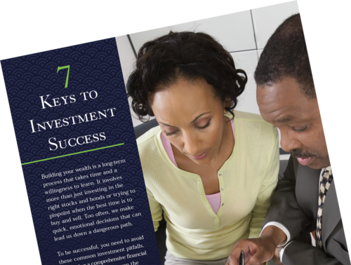 7 Keys To Investment Success