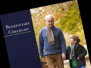 Beneficiary Checklist