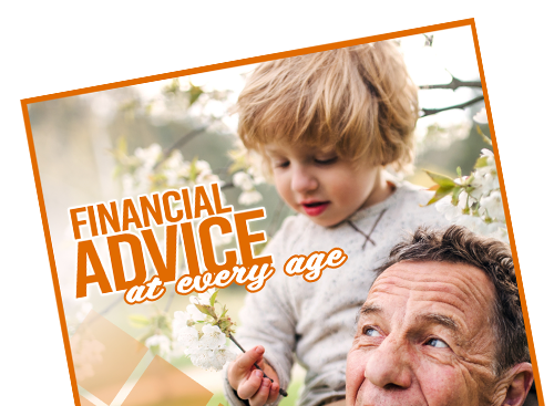 Financial Advice at Every Age